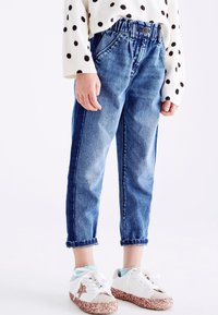 Next - Jeans Relaxed Fit - blue denim - 0