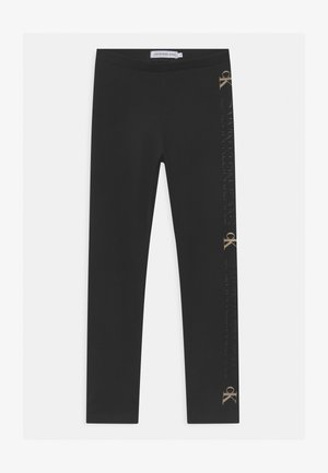 MONOGRAM INSTITUTIONAL  - Leggings - Trousers - black