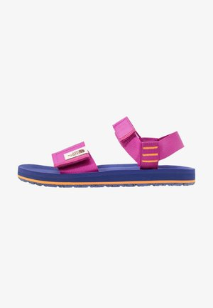 WOMEN'S SKEENA - Walking sandals - wild aster purple/bright navy