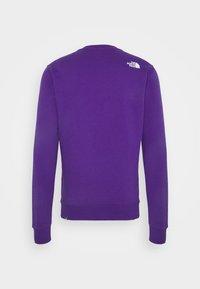 The North Face - STANDARD CREW - Sweatshirt - peak purple - 6