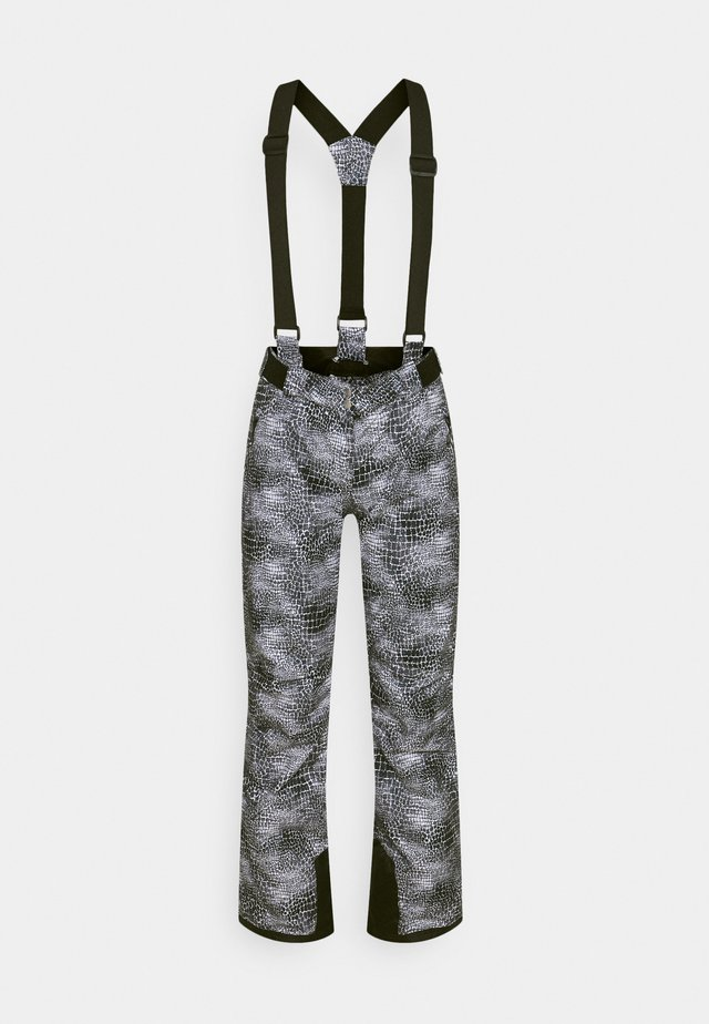 EFFUSED II PANT - Snow pants - monochrome
