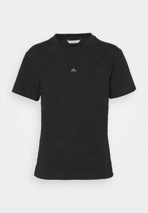 SUZANA TEE - T-shirt con stampa - black
