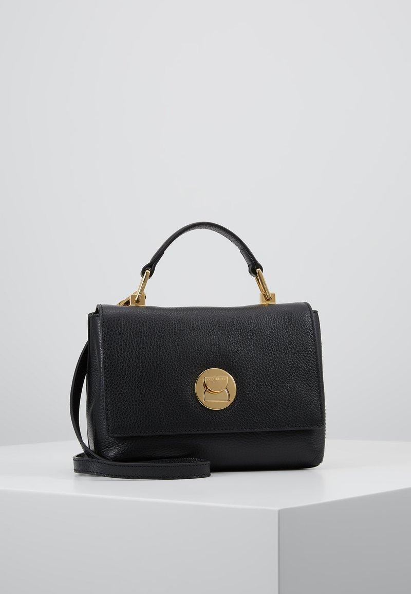 Coccinelle - LIYA MINI SATCHEL - Handbag - noir