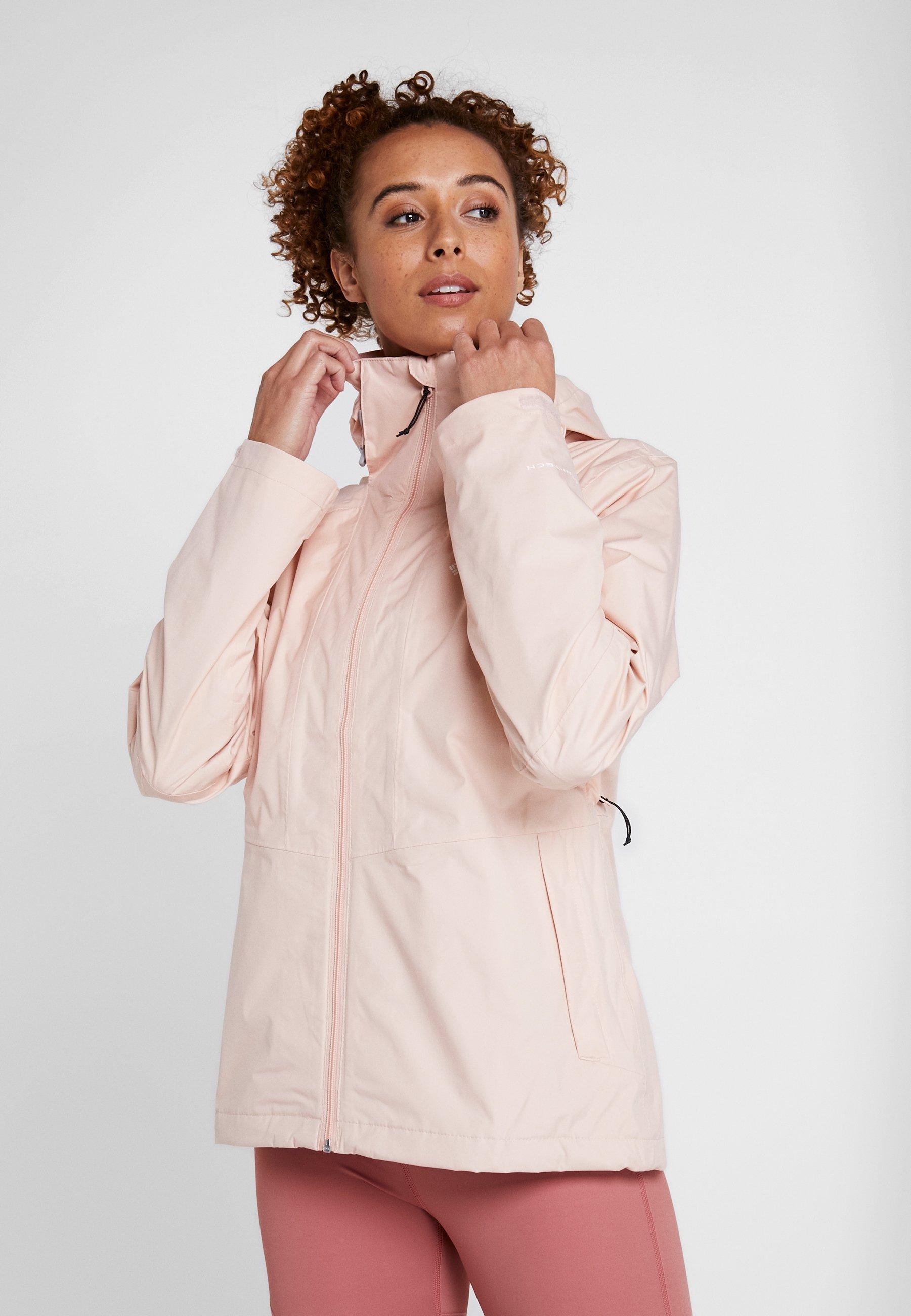 Women WINDGATES JACKET - Hardshell jacket