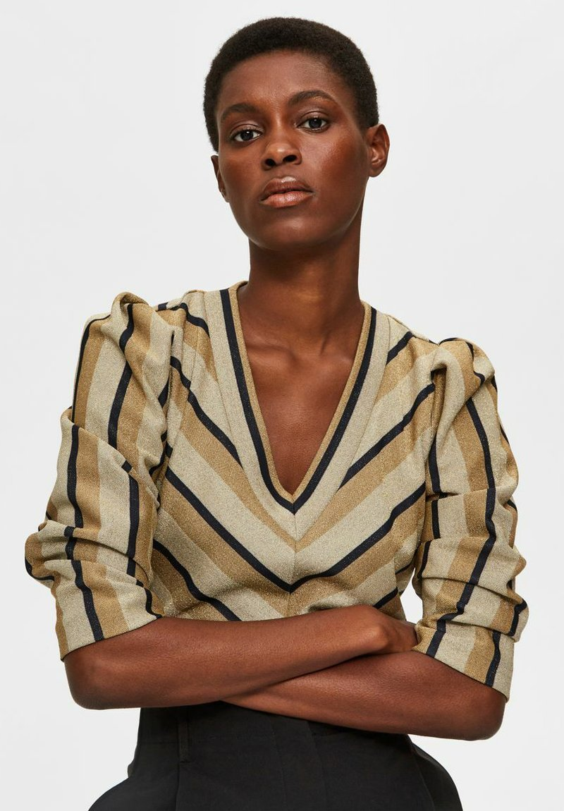 Selected Femme - Blouse - birch