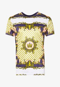 D-STRUCT - ALBERT - T-shirts print - ecru - 4