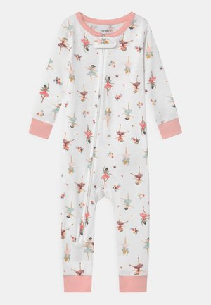 BALLERINA - Pyjamas - white/light pink