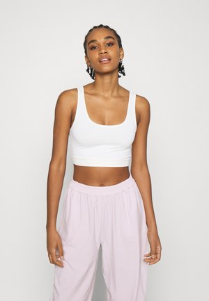 NA-KD X ZALANDO EXCLUSIVE CROPPED - Top - off-white