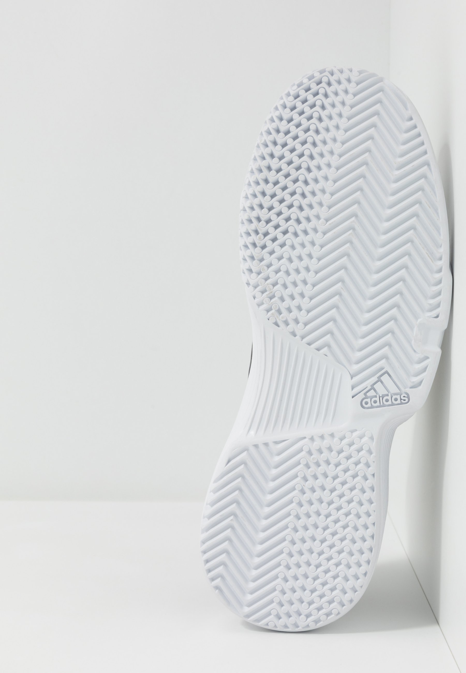 Adidas Performance Gamecourt - Allcourt Tennissko Core Black/copper Metallic/footwear White