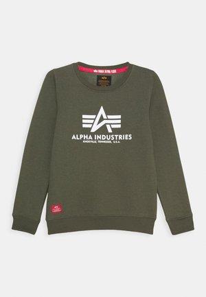 BASIC KIDS TEENS - Sweatshirt - dark olive