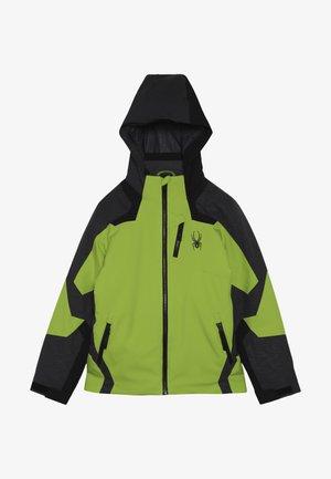 BOYS LEADER - Ski jacket - mojito