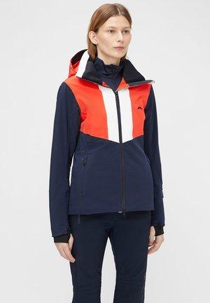 Kurtka narciarska - racing red