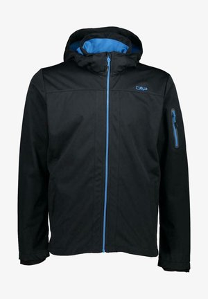 Outdoor jacket - antracite regata