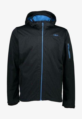 Outdoor jacket - antracite regata