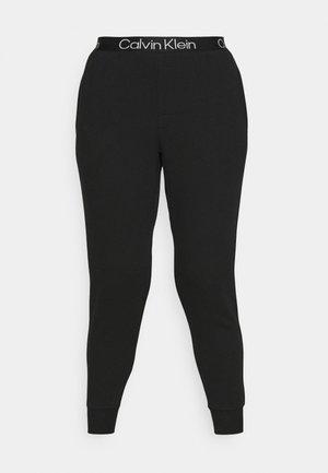 MODERN STRUCTURE JOGGER - Pyjamahousut/-shortsit - black