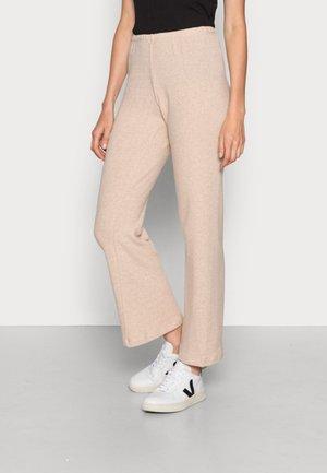 BRUNO - Trousers - beige