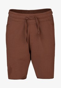 YOUNG POETS SOCIETY - Tracksuit bottoms - vintage mahogany - 4