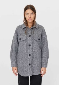 Stradivarius - Summer jacket - grey - 0