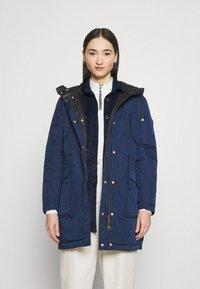Pepe Jeans - REBECA - Winter coat - ink - 0