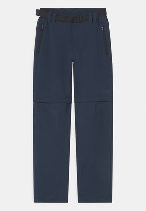 BOY ZIP OFF 2-IN-1 - Outdoor trousers - cosmo