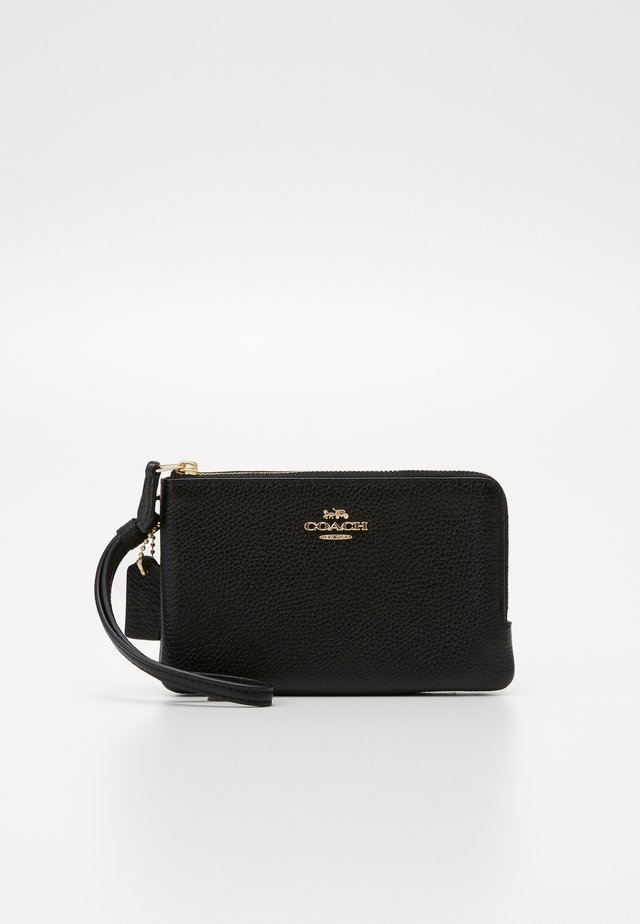 DOUBLE SMALL WRISTLET - Portemonnee - black