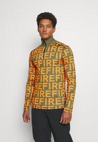 Bogner Fire + Ice - PASCAL - T-shirt à manches longues - dark green - 0