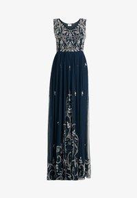 Lace & Beads Tall - SHANTI MAXI - Iltapuku - navy - 4
