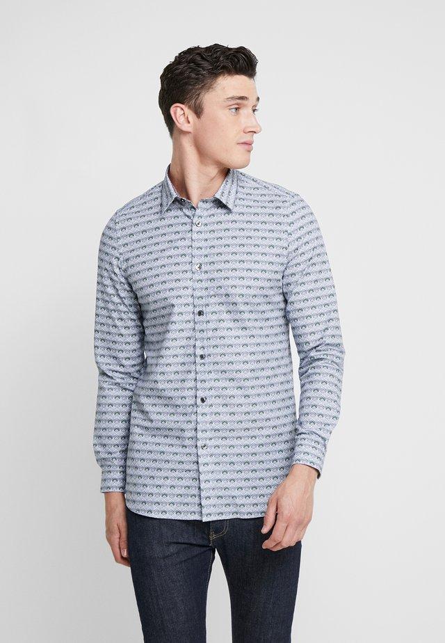 DUNDEE - Shirt - blue