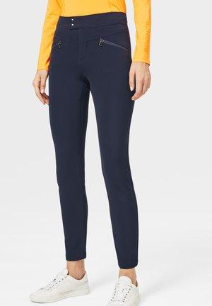LINDY - Trousers - schwarz-blau