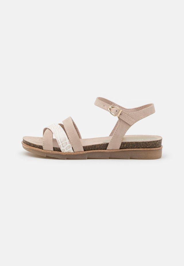 Sandales - dune