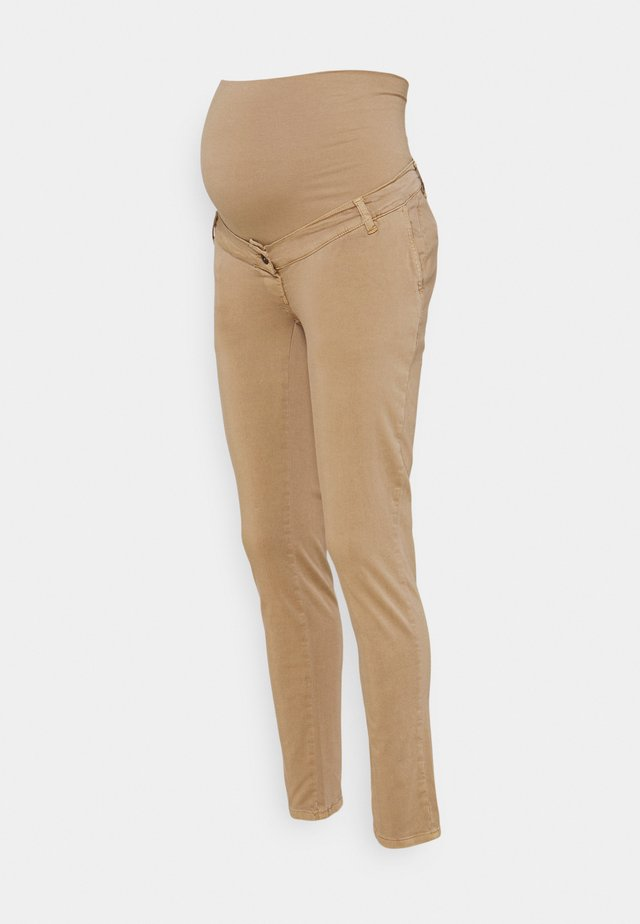 CHINO - Pantalones - khaki