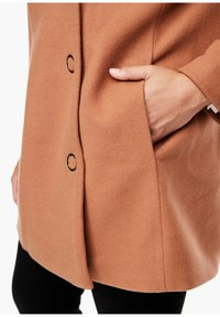 Triangle - Short coat - brown - 5
