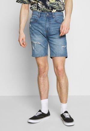 Shorts vaqueros - la blue