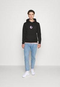 adidas Originals - THE SIMPSONS D'OH HOODIE - Hoodie - black - 1