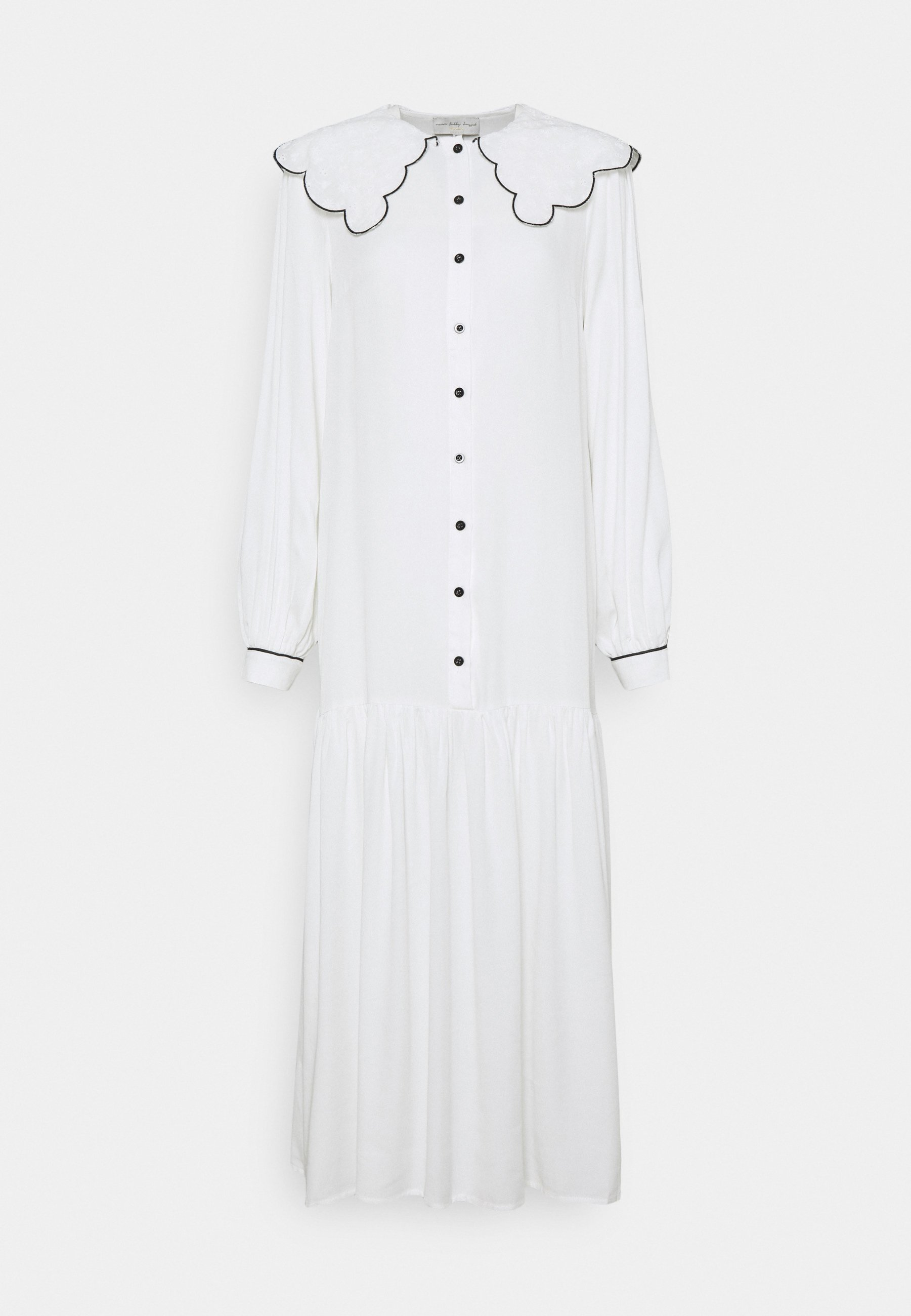 Women MAXI - Shirt dress