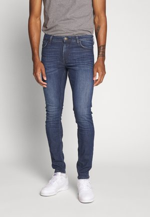 MALONE - Slim fit jeans - dark del rey