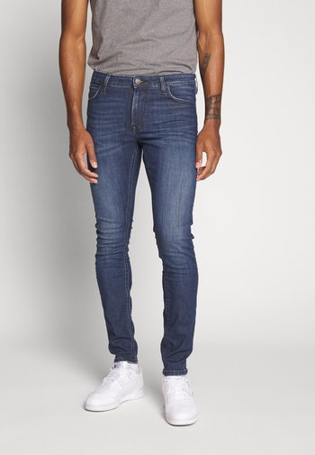 MALONE - Jeans slim fit - dark del rey