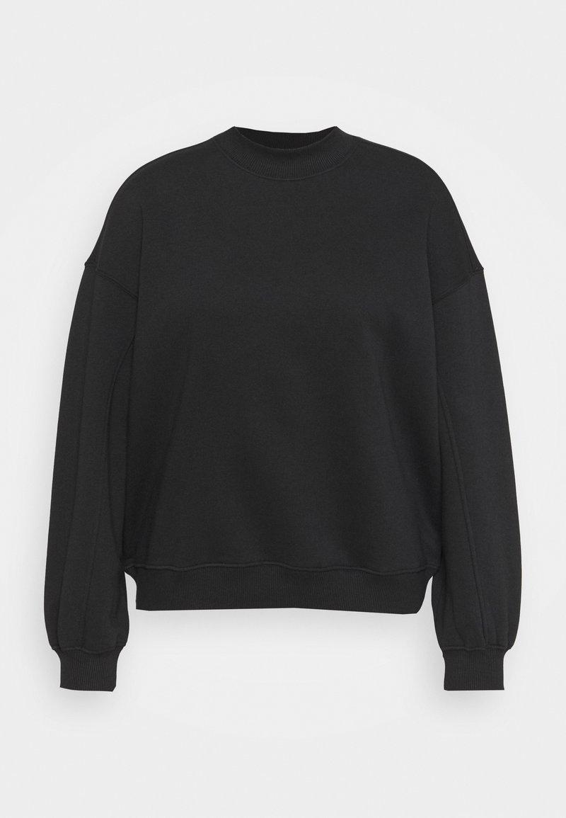 Dr.Denim Plus - MEMPHIS - Sweatshirt - black