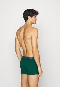 TOM TAILOR - X-MAS 2ER PACK - Panties - red/dark green - 1