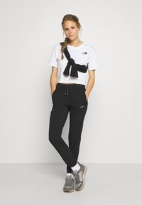 CMP - WOMAN LONG PANT - Trousers - nero - 1