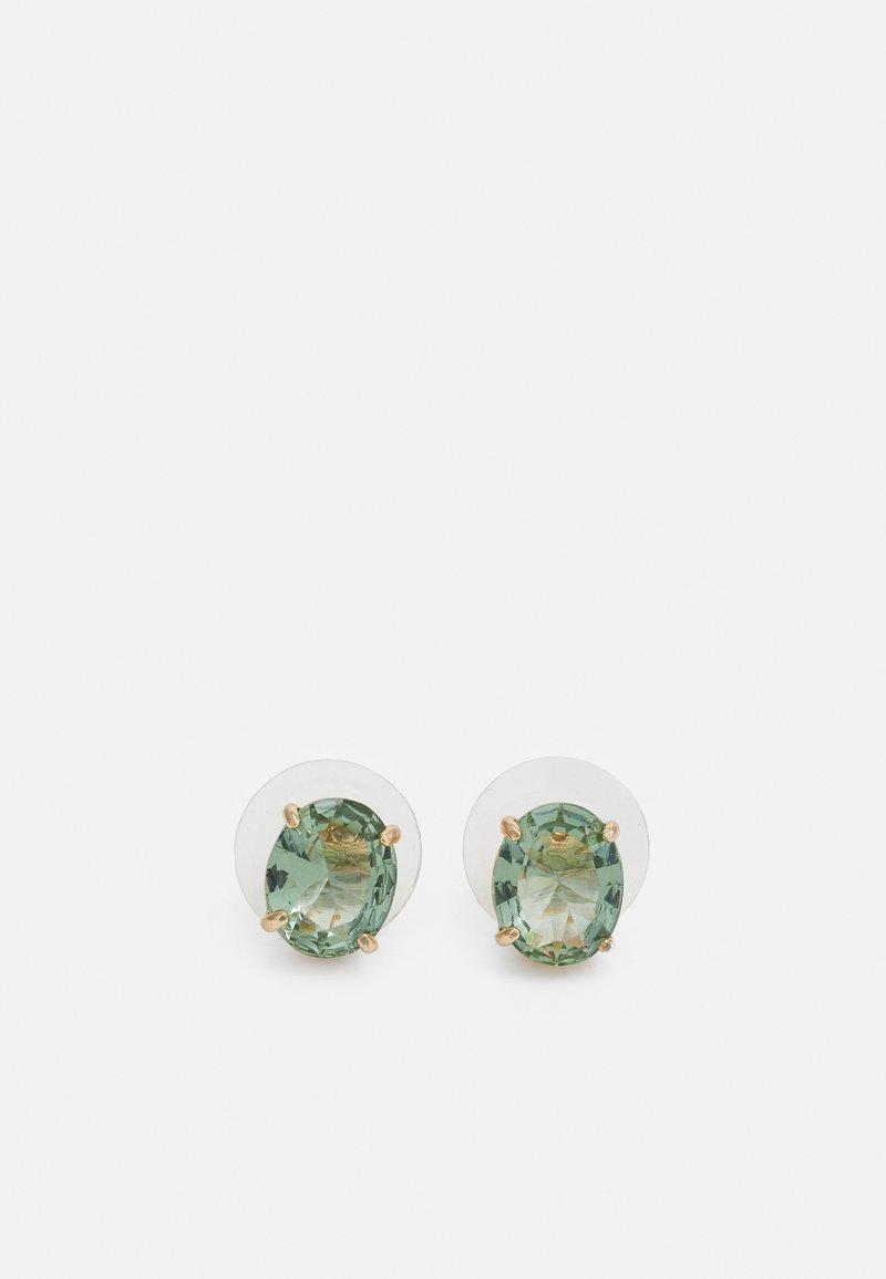 Lauren Ralph Lauren - Earrings - gold-coloured/green