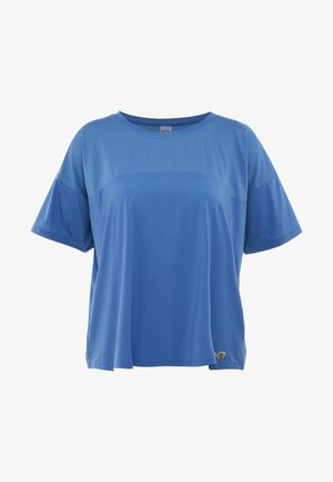 BEATRICE TEE - Print T-shirt - astro