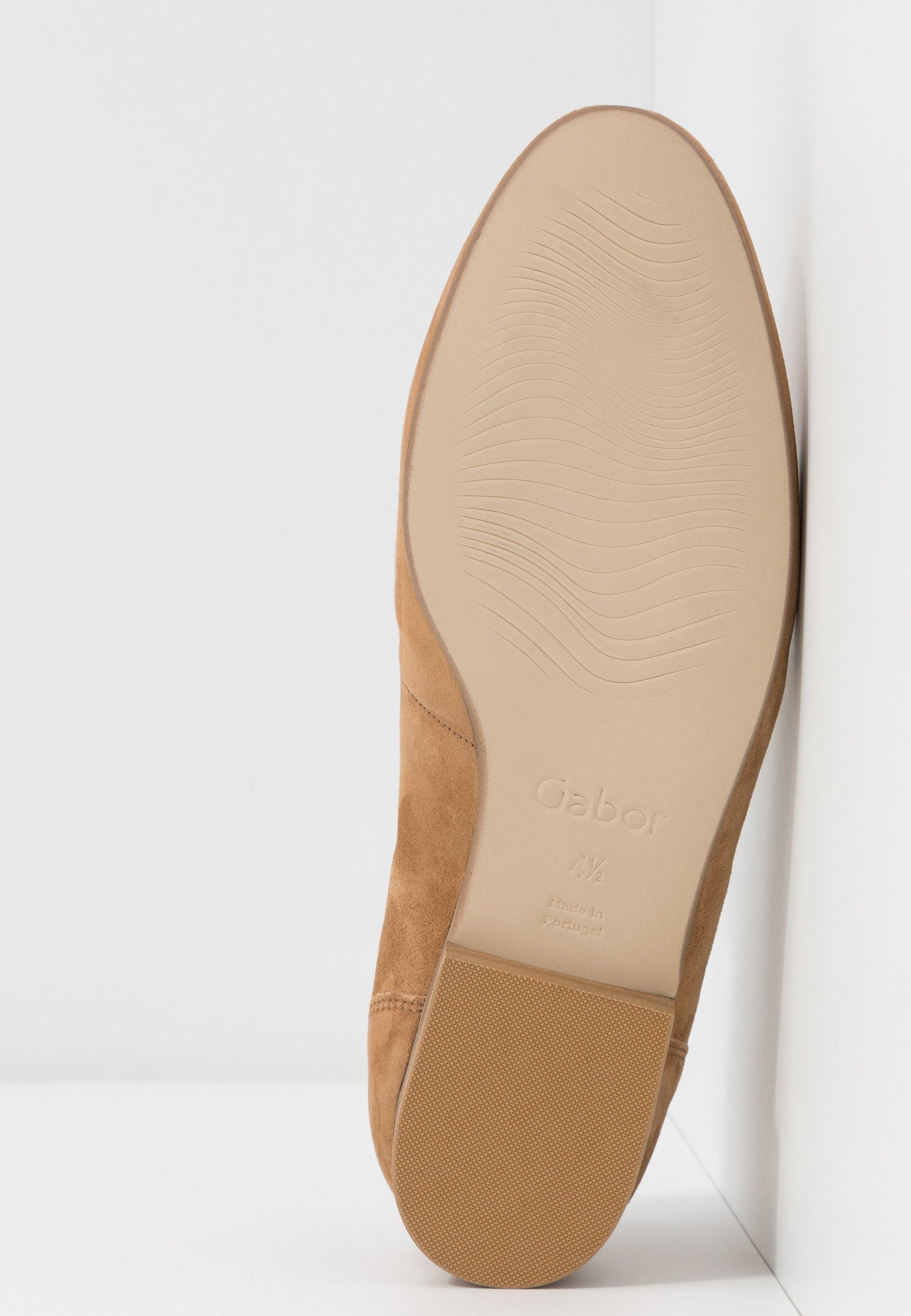 Gabor Comfort Slipper cognac
