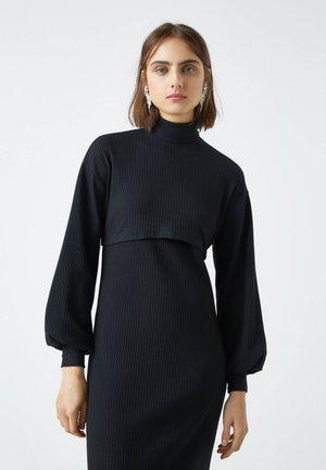 Jumper - mottled black