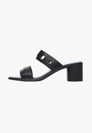 MEDA - Sandals - schwarz