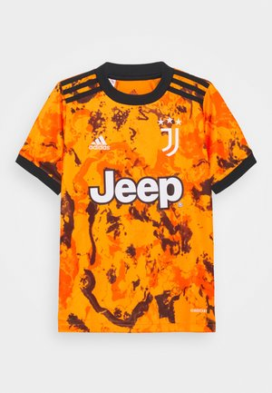 JUVENTUS AEROREADY SPORTS FOOTBALL UNISEX - Klubové oblečení - orange