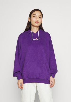TABIA - Huppari - dark purple