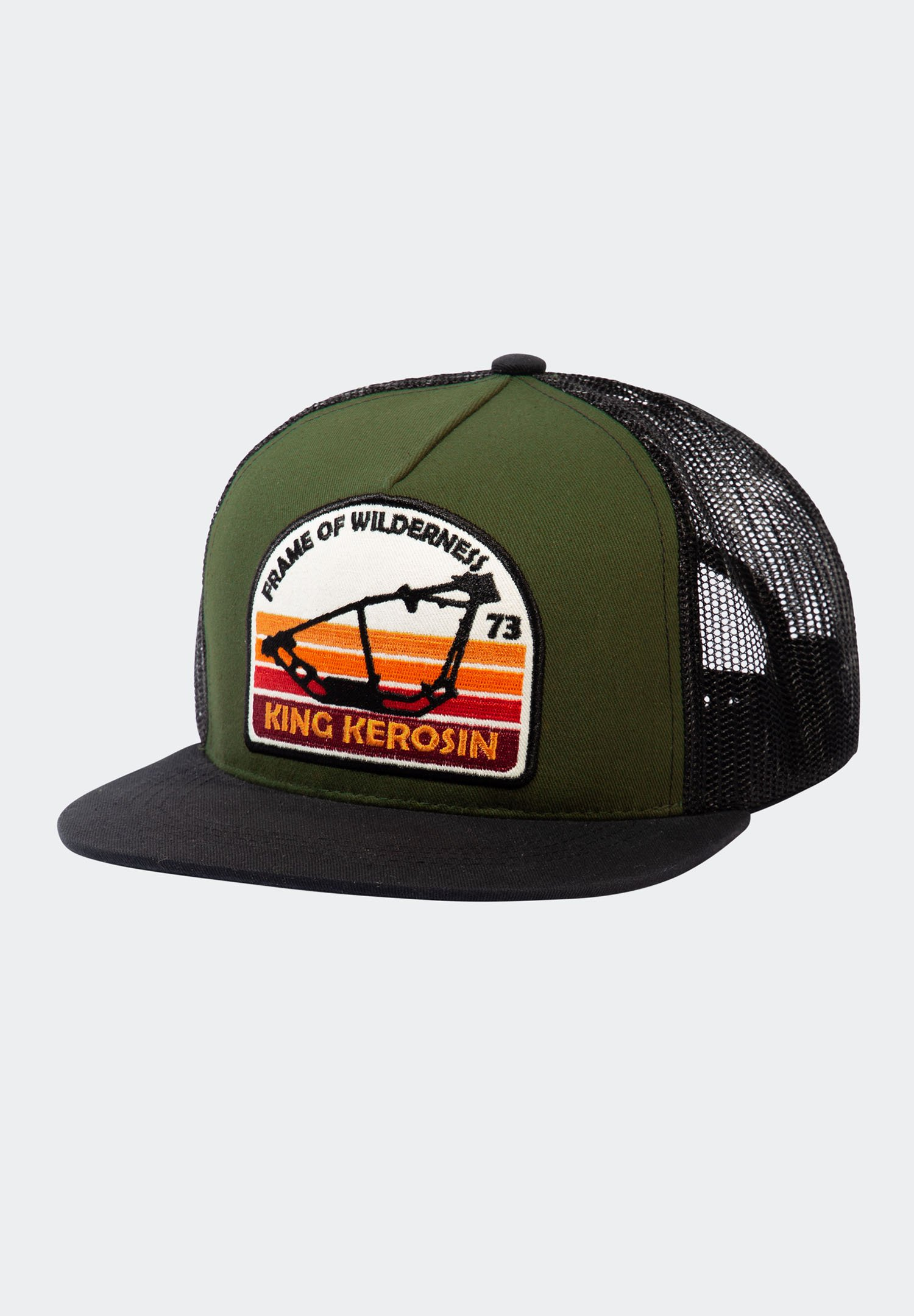 Homme FRAME OF WILDERNESS - Casquette