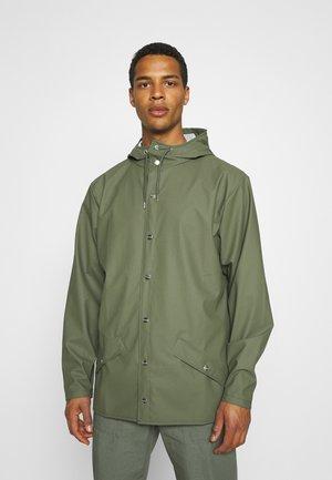JACKET UNISEX - Summer jacket - olive
