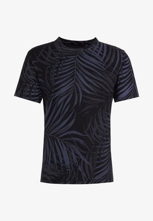 CLEAN TEE SAYGOJERS - T-Shirt print - eclipse
